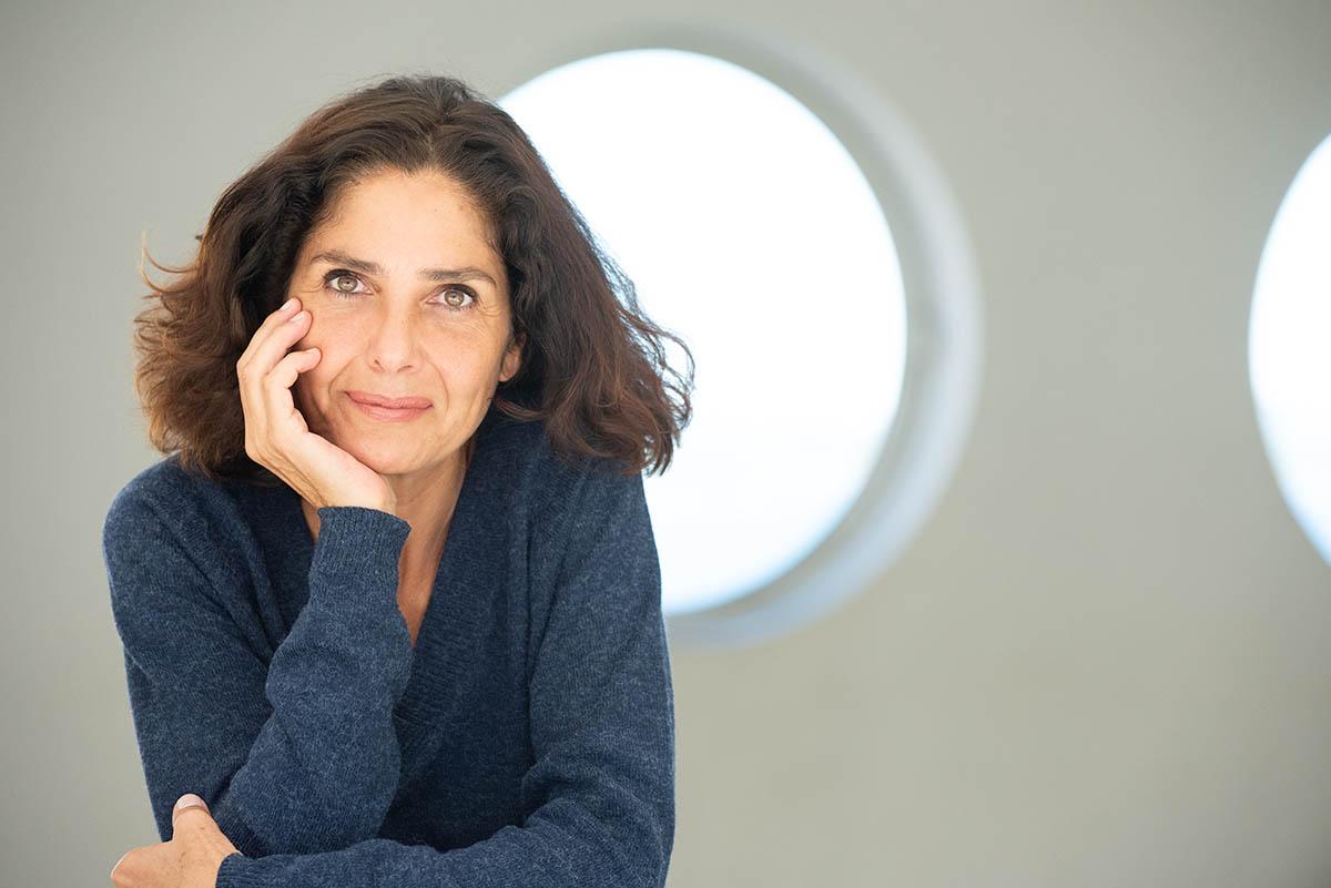 Portrait d'Antonella Delussu
