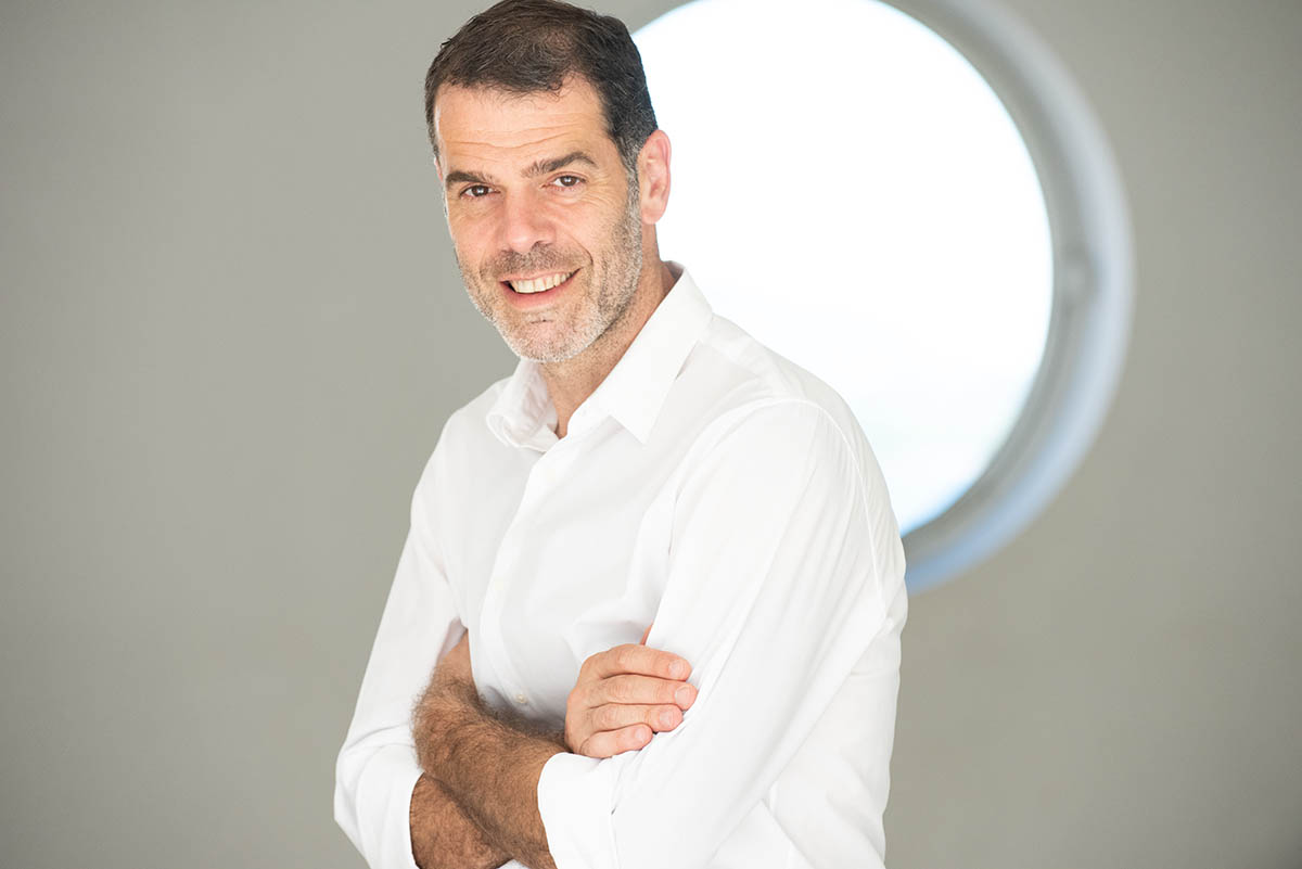 Portrait de Jean-Paul Piras